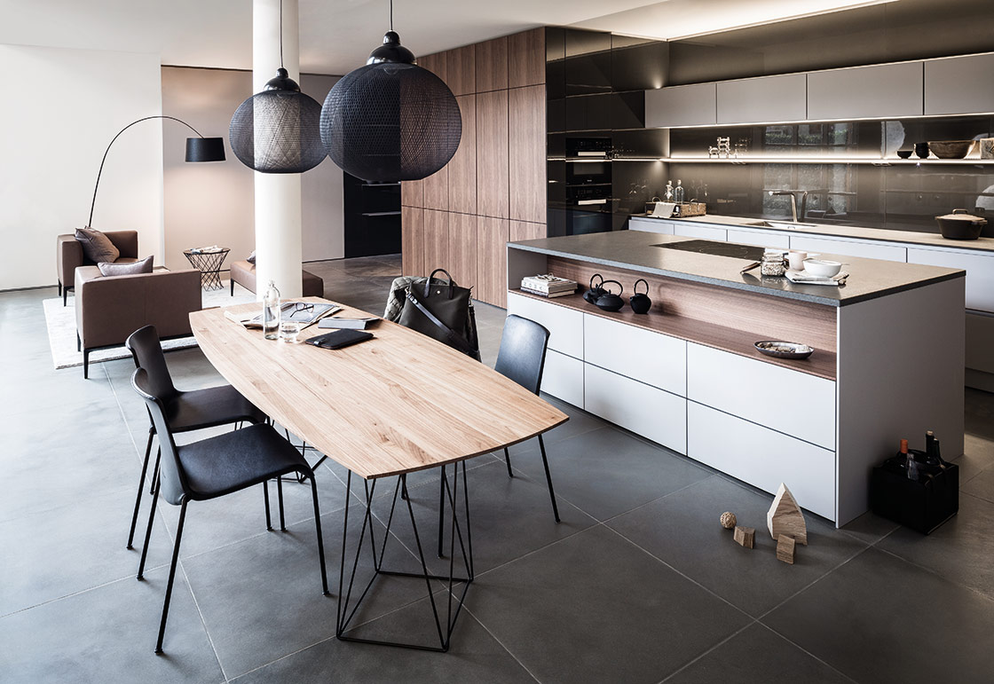 La importancia de la iluminaci n en las cocinas modernas valvo - Iluminacion en cocinas modernas ...