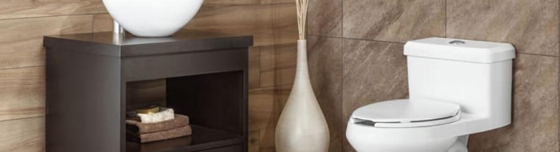 La clave para el diseño de baños pequeños: aprovechar el espacio - Valvo