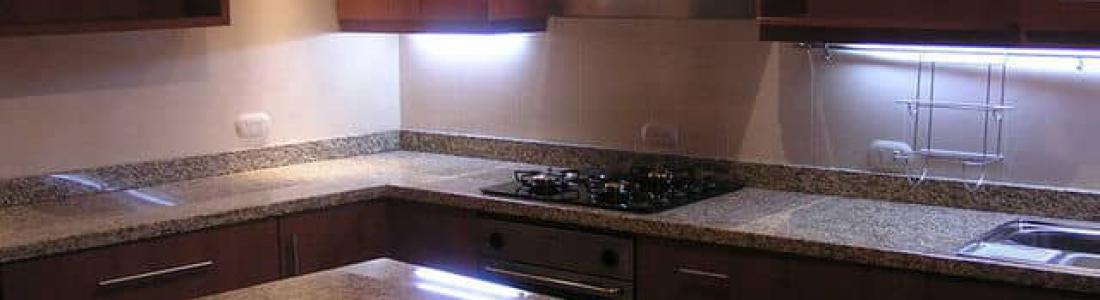 Las cocinas integrales abiertas, sinónimo de cocinas modernas - Valvo