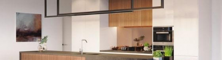 Elementos clave en el diseño de cocinas modernas pequeñas - Valvo